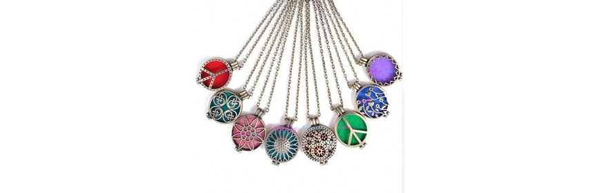 Diffuseurs en pendentifs/bijoux