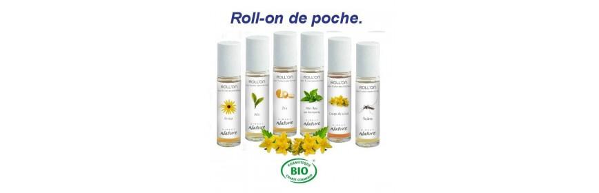 Les Roll'on d'huiles essentielles