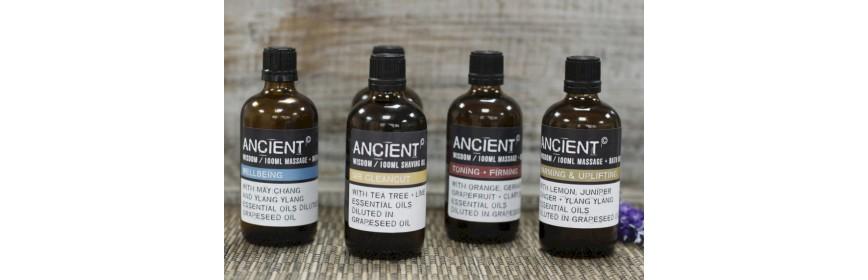 Mélanges d'huiles spécifiques
