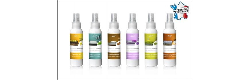 Sprays d'intérieur aux Huiles essentielles
