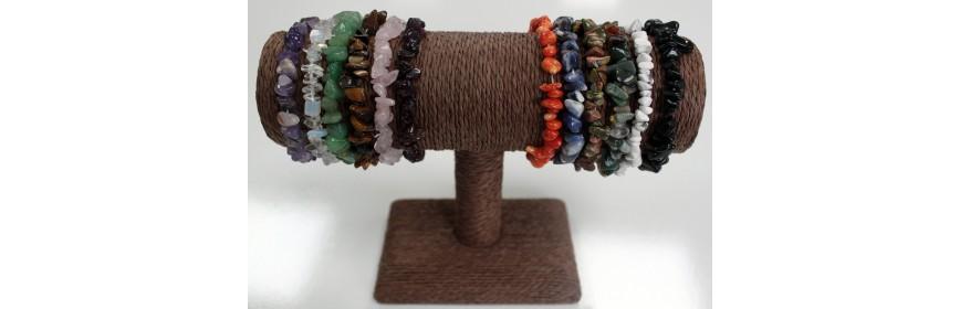 Bracelets en Eclats de pierre