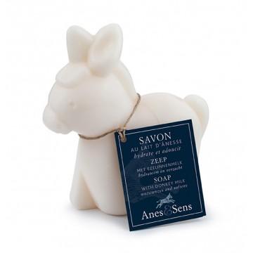 Savon lait d'ânesse forme âne