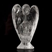 Ange en Cristal de Roche