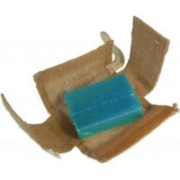 Gant exfoliant et savon aromathérapie, Fraicheur Extrême
