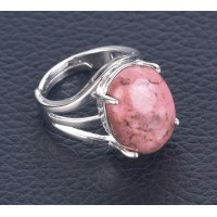 Bague de Rhodonite