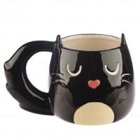 Tasse chat noir