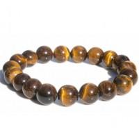 Bracelet d'Oeil du Tigre doré