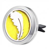 Clip-arôme pour voiture - Plume