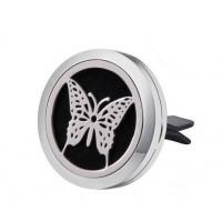 Clip-arôme pour voiture - Papillon