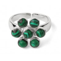 Bague de Malachite