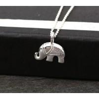Collier et Pendentif Eléphant