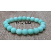 Bracelet d'Amazonite