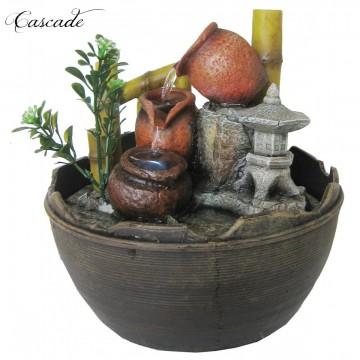 Fontaine Jardins d'Asie