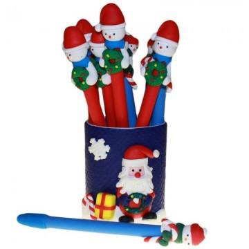 Stylos de Noël, Bonhommes de Neige