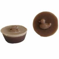 Tartelettes de savons au chocolat
